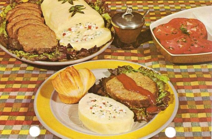 Super Supper Salad Loaf