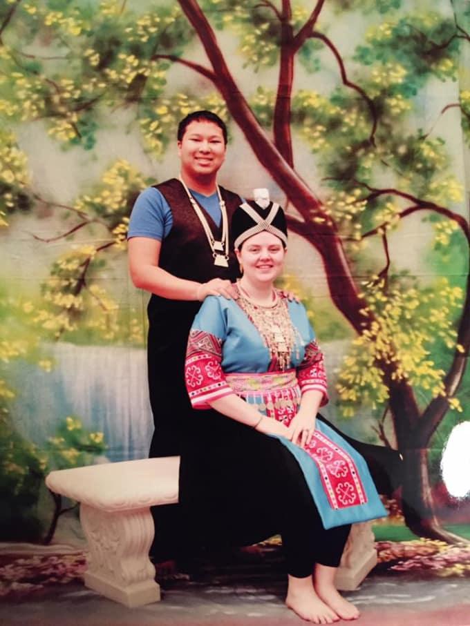 Hmong Interracial Marriage