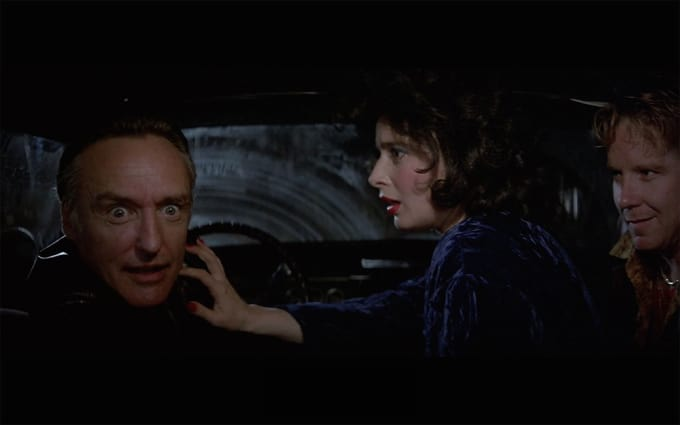 Blue Velvet: Dennis Hopper as Frank Booth
