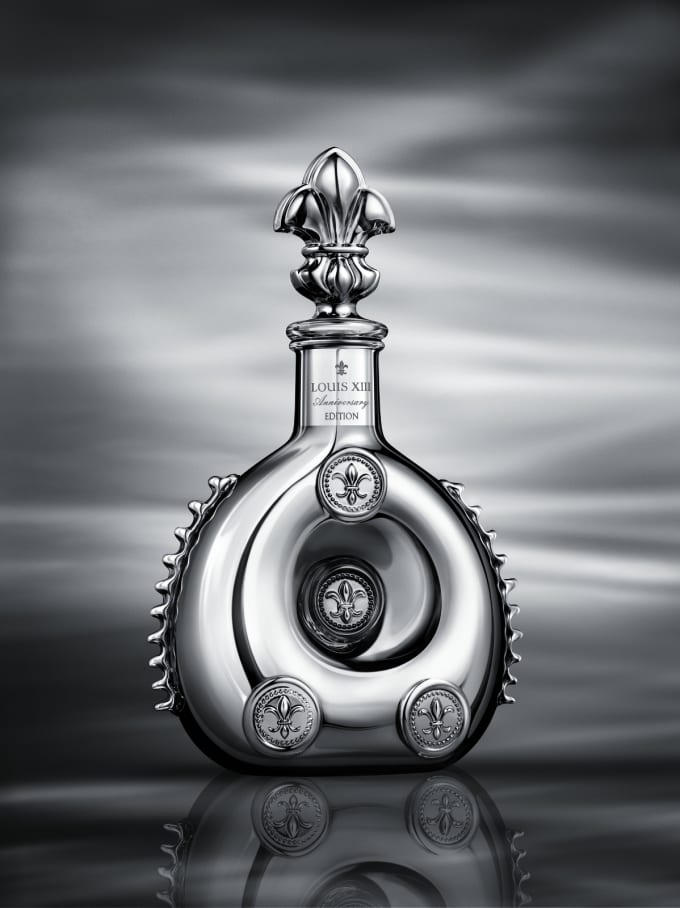 The Black Pearl Louis XIII Anniversary Edition By Remy Martin - $165,000