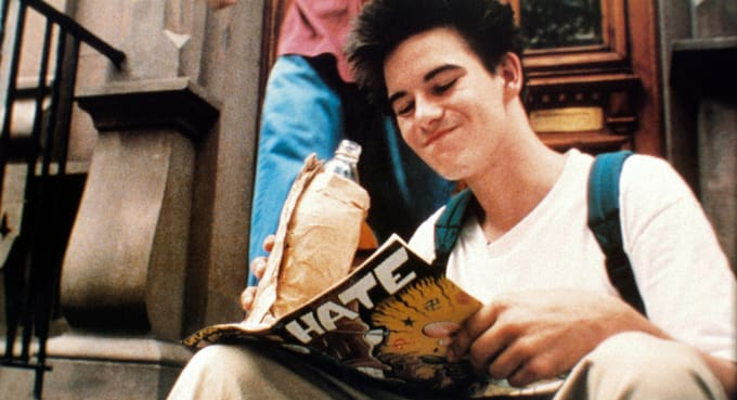 Kids: Justin Pierce as Casper