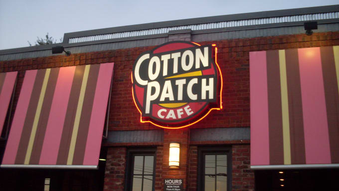 The Cotton Patch Cafe
