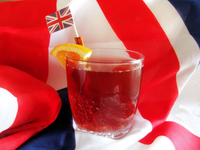 Gin And Dubonnet