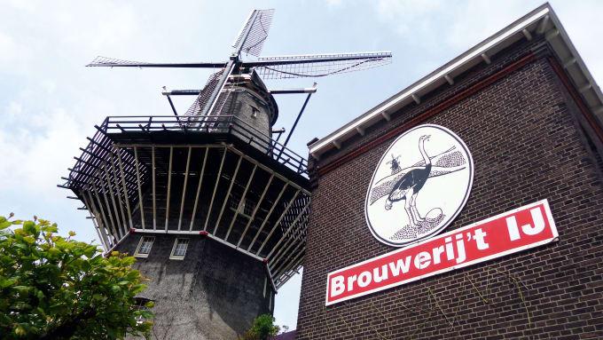 Brouwerij 't IJ - Amsterdam, Netherlands