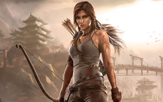 Image via YouTube user TOMBRAIDER+
