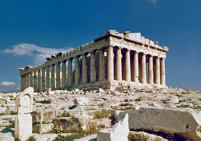 The Parthenon - Athens, Greece