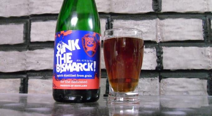 BrewDog Sink The Bismarck - 41% ABV