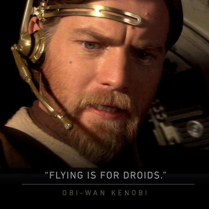 Good pilot, bad attitude