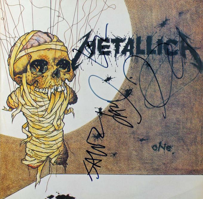 One (Single) - Metallica