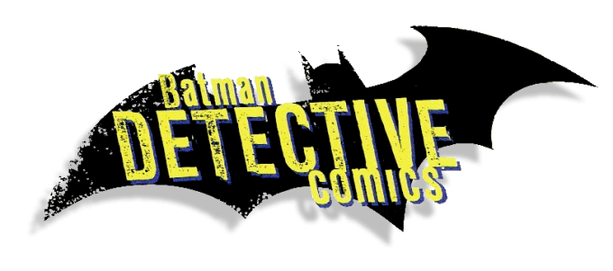 Modern take on the Detective Comics logo