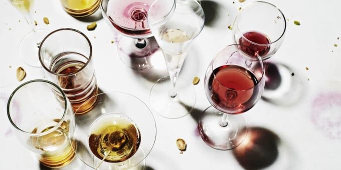 Organic Wine Has The Same Perks As Regular Wine...