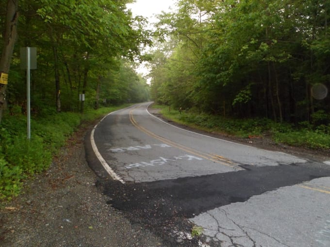 Clinton Road - West Milford