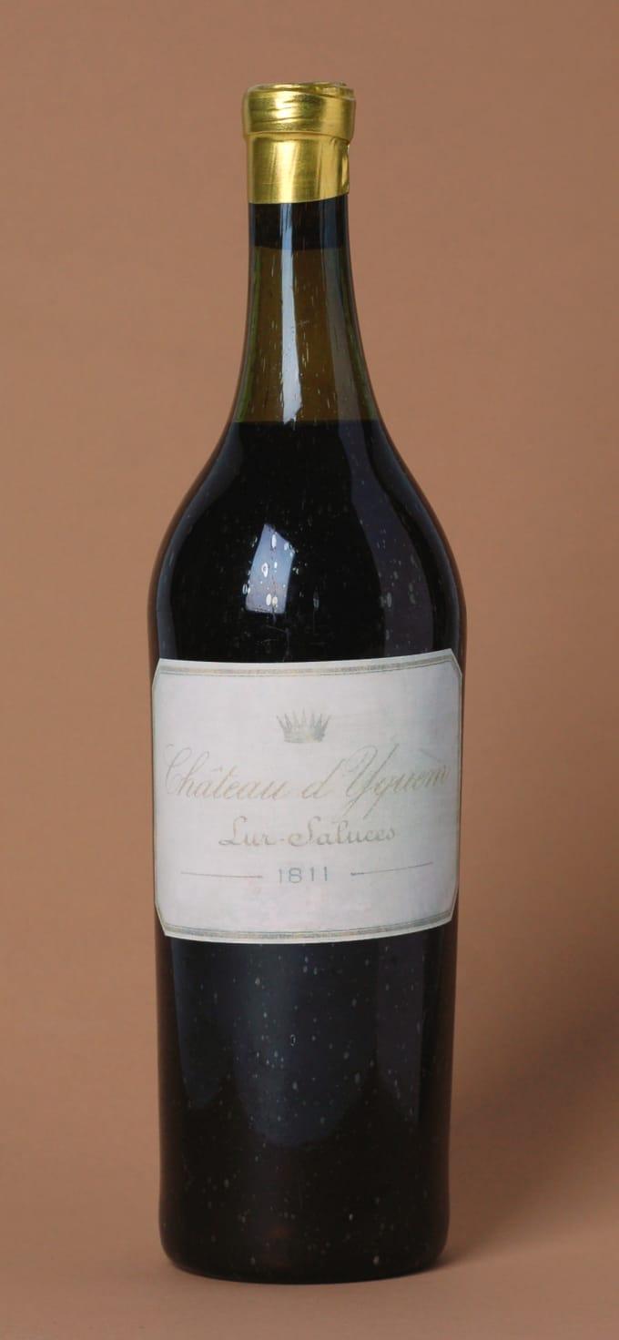1811 Chateau D'Yquem - $130,000