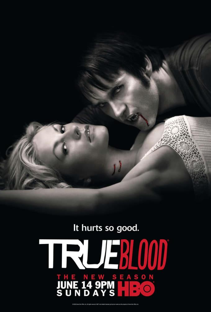 True Blood: Bill X Sookie X Eric