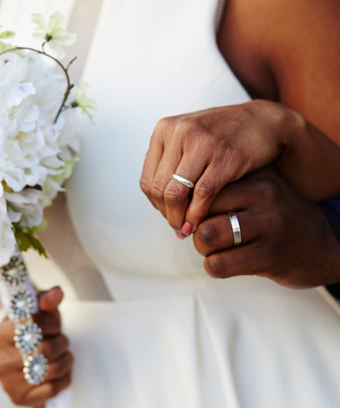 Marriage does change the way people perceive you.
