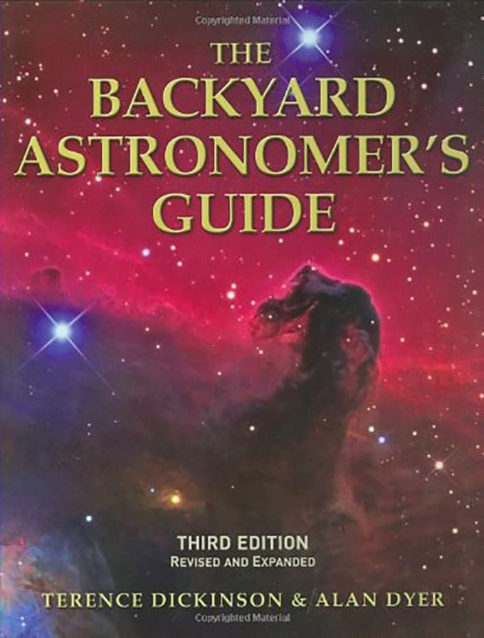 The Backyard Astronomer's Guide by Terence Dickinson and Alan Dyer