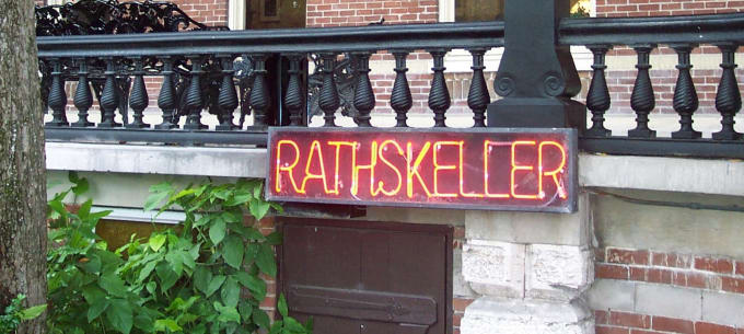 The Rathskeller - Indianapolis, IN