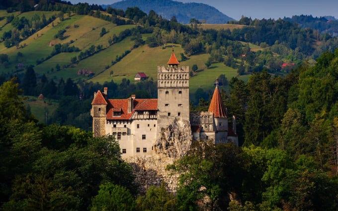 Bran Castle - Transylvania, Romania