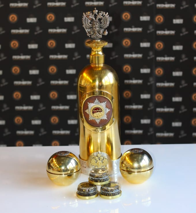 Russo-Baltique Vodka - $1.35 Million