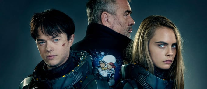Next Stop: 'Valerian and the City of a Thousand Planets'