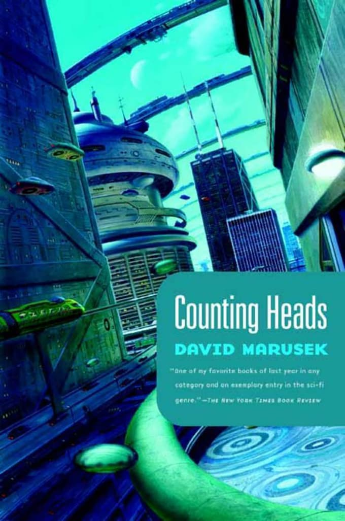Counting Heads by David Murasek