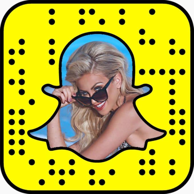 Add playmatekhloe on Snapchat