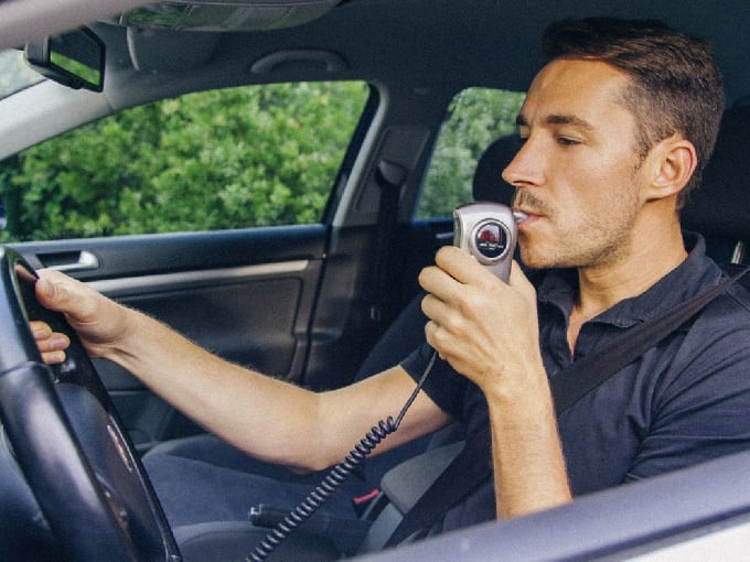 France - You Cannot Drive Without a Breathalyzer