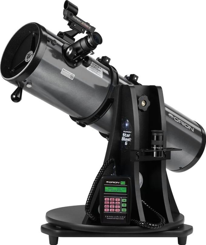 StarBlast 6i IntelliScope Reflector Telescope by Orion