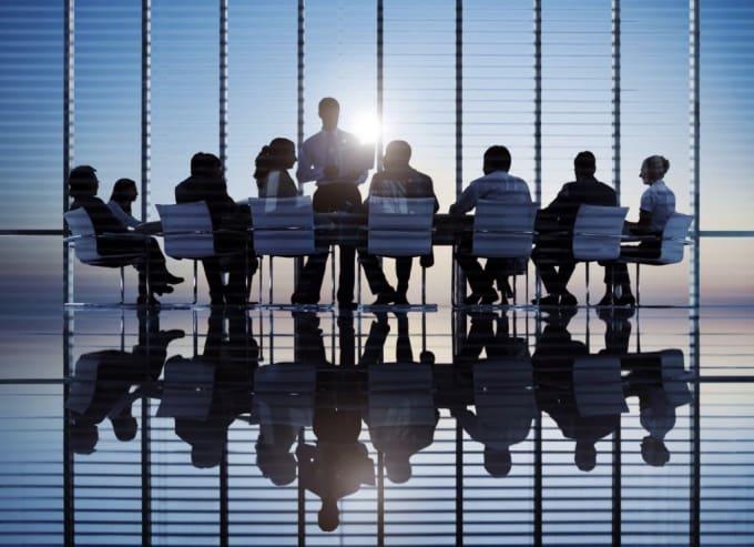 You've noticed an uptick in closed door meetings.