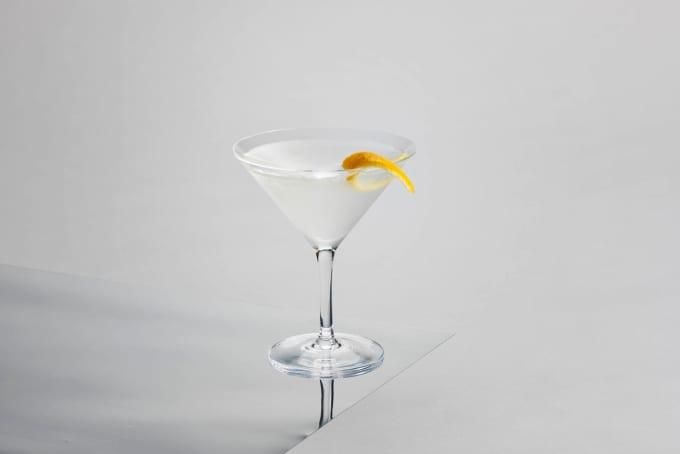 The 50:50 Martini