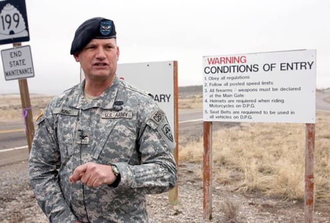 Dugway Proving Grounds