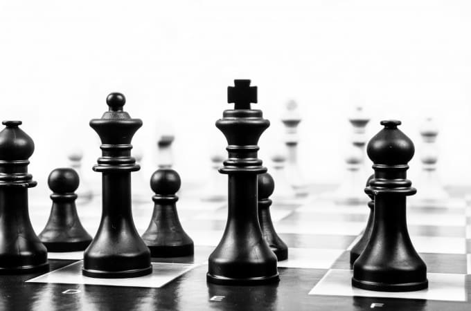Your career can be like a game of chess, apply a little strategy and the outcome can be entirely different.