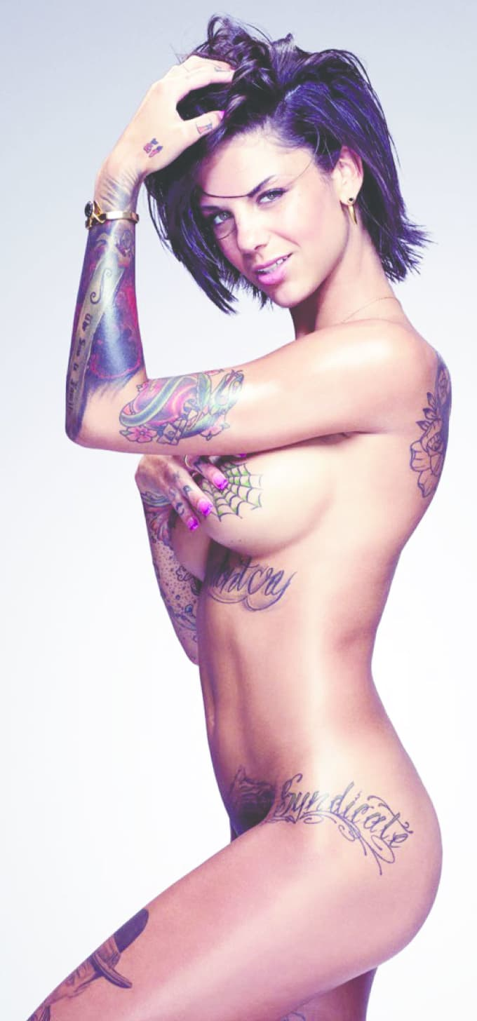 Porn With Tattoos