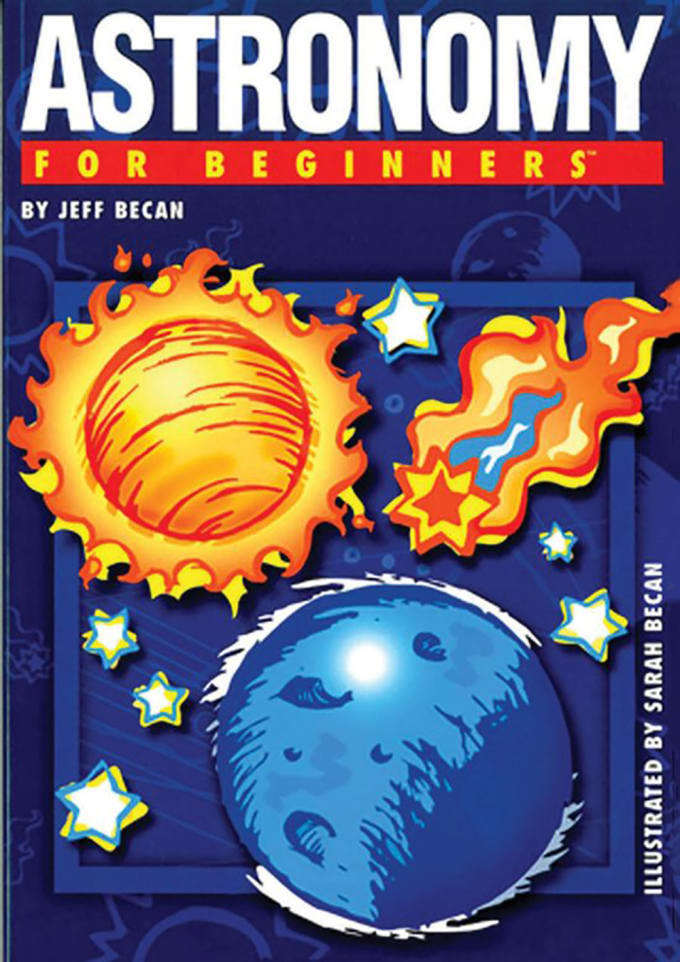 Astronomy for Beginners by Jeff Becan