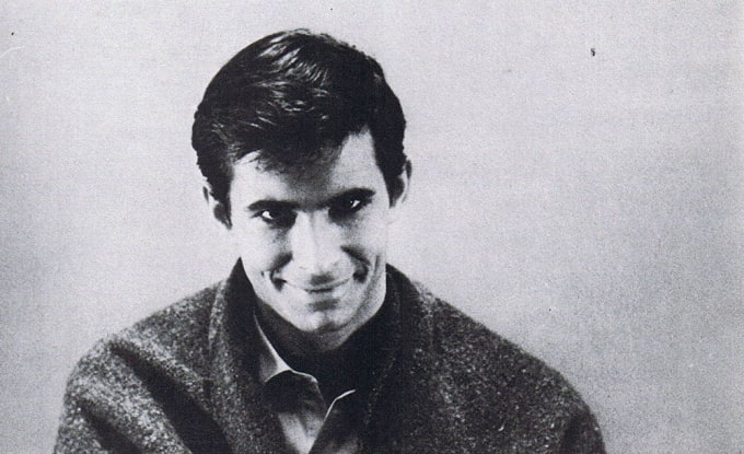 Psycho: Anthony Perkins as Norman Bates