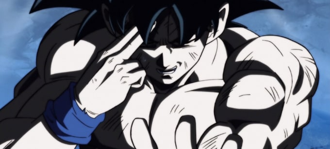 I Drew One Of The Imo Most Beautiful Shots In The Final Episode Dbz