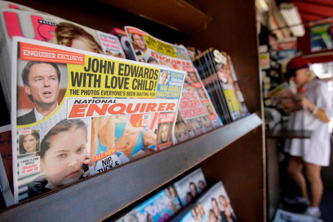 John Edwards's Tabloid-Worthy Affair