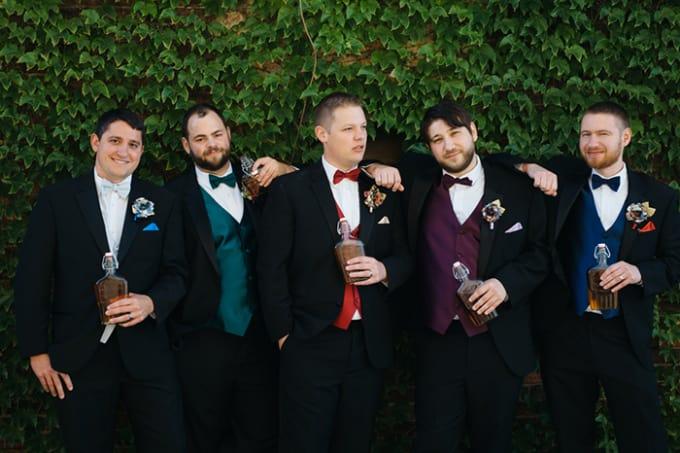 Avengers Wedding