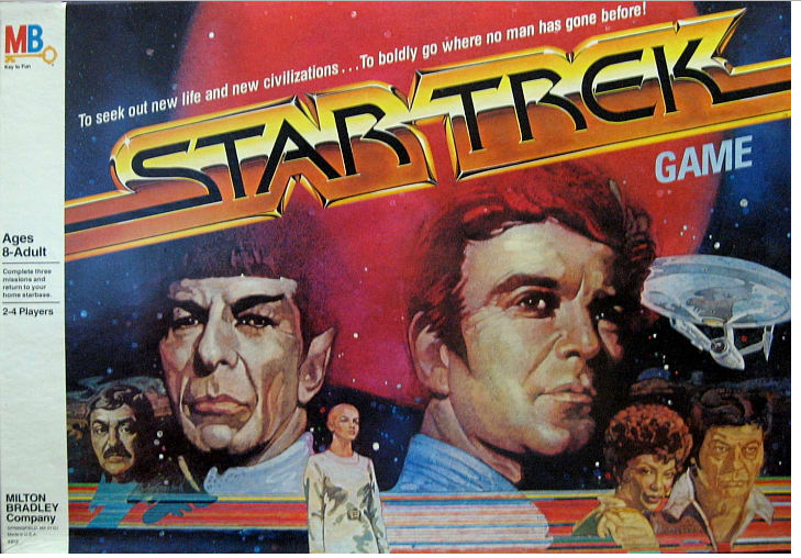 Star Trek: The Motion Picture - The Board Game