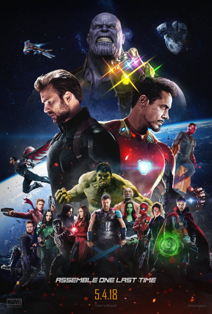 Infinity War Q Ship