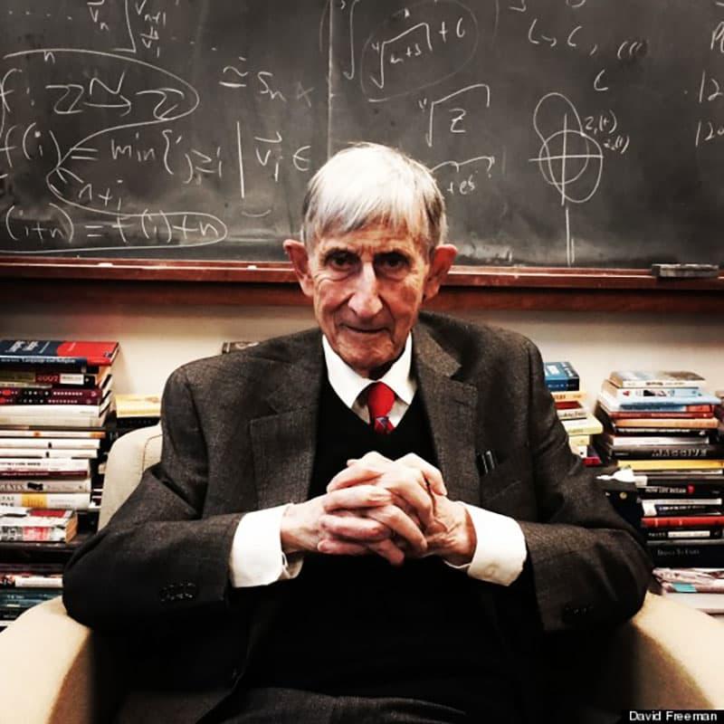 Freeman Dyson - Theoretical Physicist