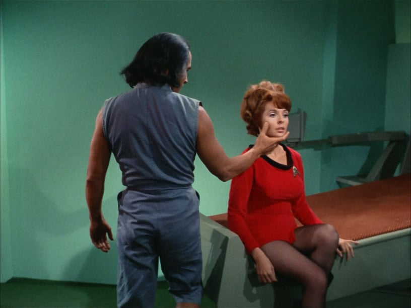 Rewatching... Star Trek: Space Seed