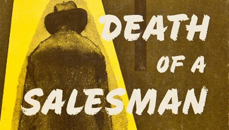 the theme of pressure of society in death of a salesman by arthur miller Anyone can discuss the major themes of corruption and compliance in arthur miller's success of death of a salesman, miller wrote an essay for.
