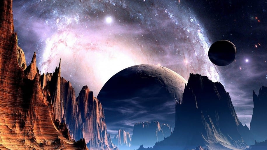 Exploring planets in the starship a fictional story