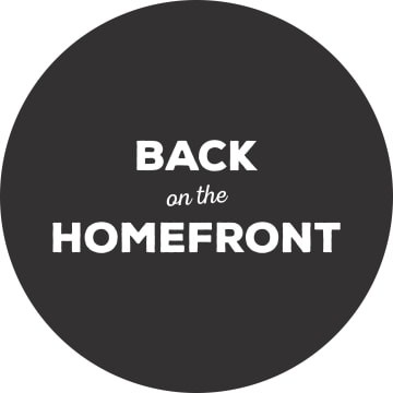 Back on the Homefront