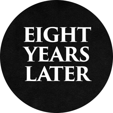 Eight Years Later: Game of Thrones Contest