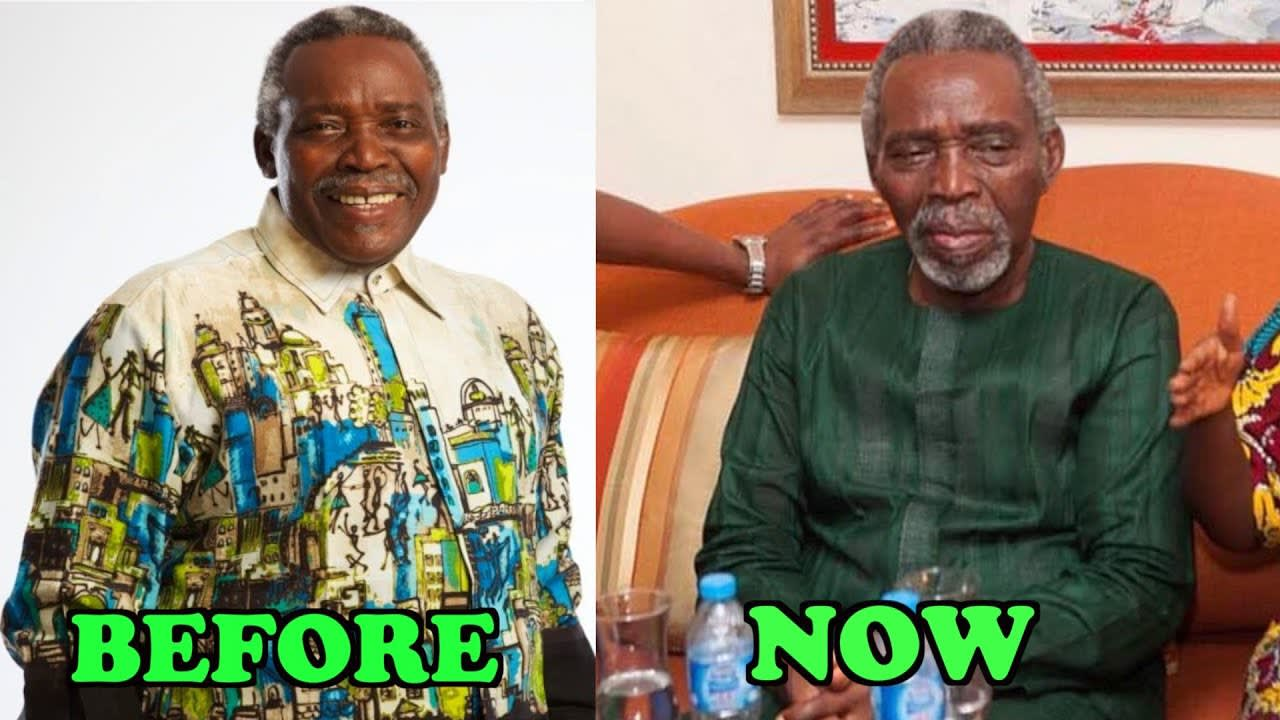 Sad Truth About Why Olu Jacobs Stopped Acting   Geeks