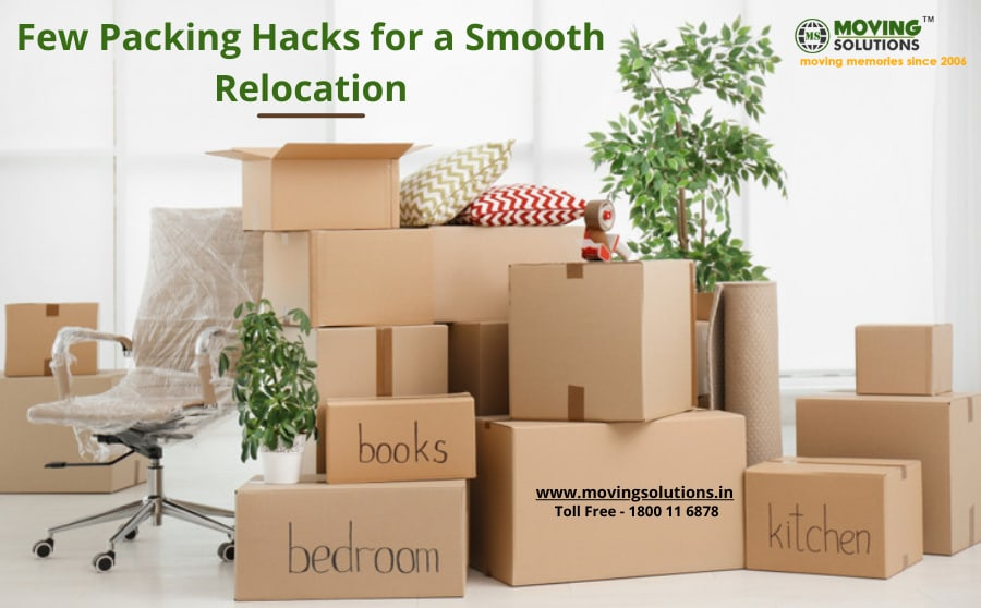 Few Packing Hacks for a Smooth Relocation