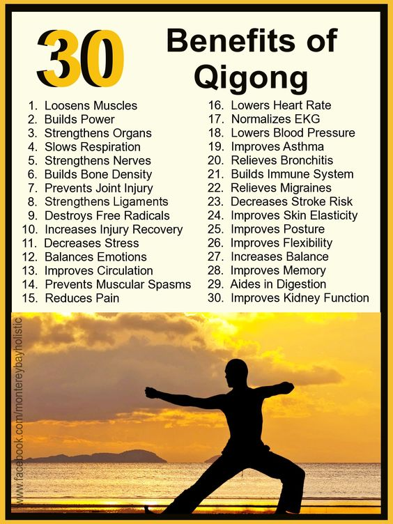 How Qigong Helped Me in the Past