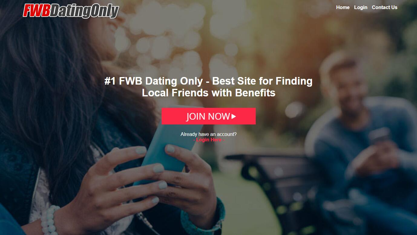FWB Dating Only—The Best Site for Finding Friends with
